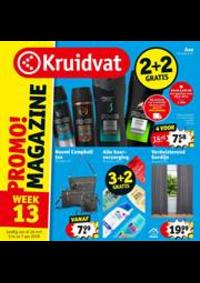 Prospectus Kruidvat : Folder Week 13-14