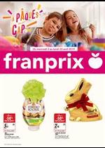 Prospectus Franprix : À Pâques on est cap