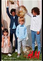 Catalogues et collections H&M : H&M Kids Celebration