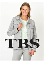 Prospectus TBS : Manteaux & Veste Femme