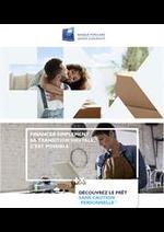 Prospectus Banque Populaire : Catalogue Banque Populaire