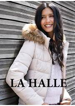 Prospectus La Halle : Collection Manteaux