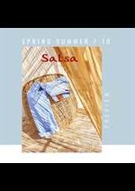 Prospectus Salsa : Preview Printemps Été