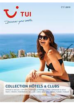 Prospectus Marmara : Collection Hôtels & Clubs
