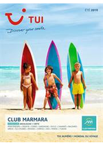 Prospectus Marmara : Club Marmara
