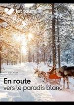 Promos et remises  : spéciale destinations nordiques - Hiver 2019/2020