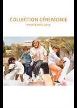 Promos et remises  : Collection Cérémonie Printemps 2019
