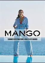 Catalogues et collections MANGO : Summer Destinations - Violeta by Mango