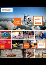 Prospectus smartbox : Toutes les coffres Smartbox