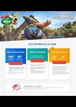 Promos et remises  : Les offres Parc Asterix