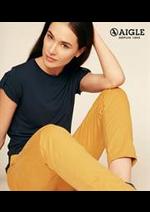 Prospectus Aigle : Pantalons & Shorts Femme