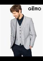 Prospectus Gemo : Collection Cérémonie / Homme