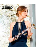 Prospectus Gemo : Collection Cérémonie / Femme