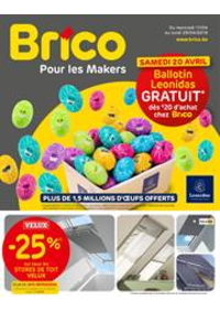 Prospectus Brico ANDENNE : Promotions