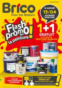 Prospectus Brico HUY : Le flash folder