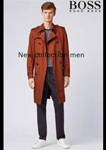 Prospectus Hugo Boss : New Collection Men