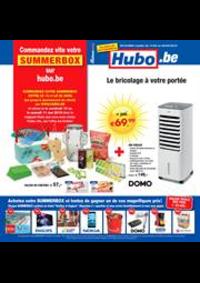 Prospectus Hubo Éghezée : Hubo Belgie Folder