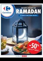 Prospectus Carrefour : RAMADAN