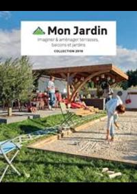 Prospectus Leroy Merlin Montsoult : Mon Jardin 2019