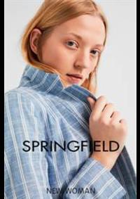 Prospectus Springfield PARIS : New Collection Woman