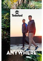Prospectus Timberland : Escape Anywhere