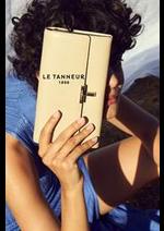 Prospectus Le Tanneur : Collection Femme