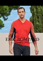 Prospectus Eric Bompard : Pulls Homme