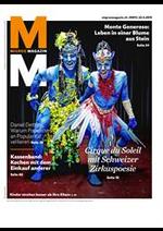 Prospectus Migros Supermarché : Migros Magazin 17