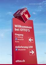 Journaux et magazines Otto's : Willkommen bei Otto's