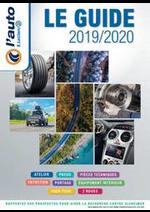 Prospectus  : <div>LE GUIDE 2019/2020</div>