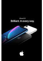 Prospectus Apple : iPhone XR