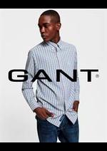 Prospectus GANT : Nouveautés / Homme
