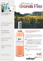 Prospectus  : Grand Vins wijnrappe