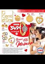 Prospectus Cora : Bonne Fête Maman!