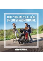 Prospectus Orchestra : Orchestra Ordinaire