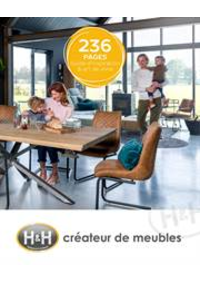 Prospectus H&H : Guide d'inspiration & art de vivre