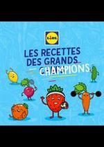 Promos et remises  : Les recettes des grands champions