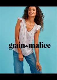Prospectus Grain de Malice Bry-sur-Marne : Tons Pastel