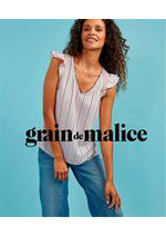 Prospectus Grain de Malice : Tons Pastel