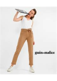Prospectus Grain de Malice Bry-sur-Marne : Le Pantalon en Lin