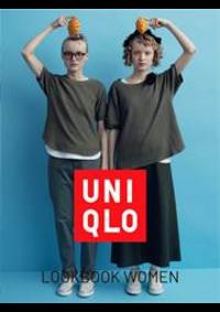 Prospectus Uniqlo So Ouest : Woman Lookbook