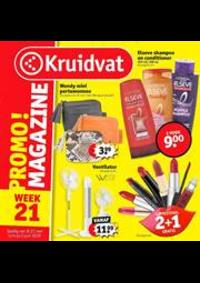 Prospectus Kruidvat UKKEL : Kruidvat Folder