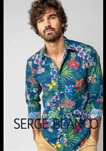 Prospectus Serge Blanco : Collection Chemises