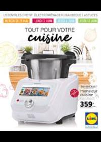 Prospectus Lidl LE BLANC MESNIL : Tout pour votre cuisine