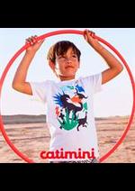 Prospectus Catimini : Nouveautes Garcon