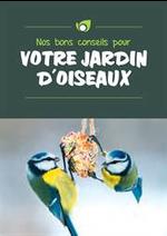 Guides et conseils Point Vert : Guide les oiseaux de jardin