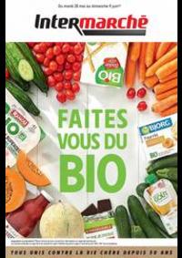 Prospectus Intermarché Super Dampierre-les-Boi : Faites vous du Bio