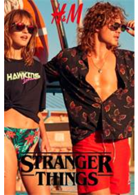 Prospectus H&M Aulnay Sous Bois : Stranger Things Collection
