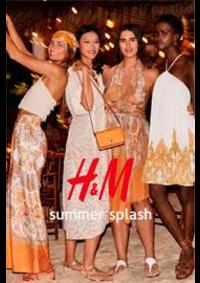 Prospectus H&M Mulhouse : Summer splash