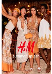 Prospectus H&M Bern - Westside : Summer splash